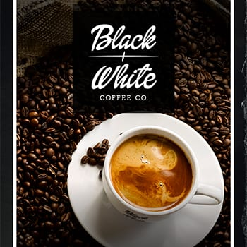 Black + White Coffee Co.