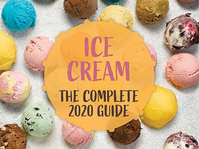 Ice cream - the complete guide
