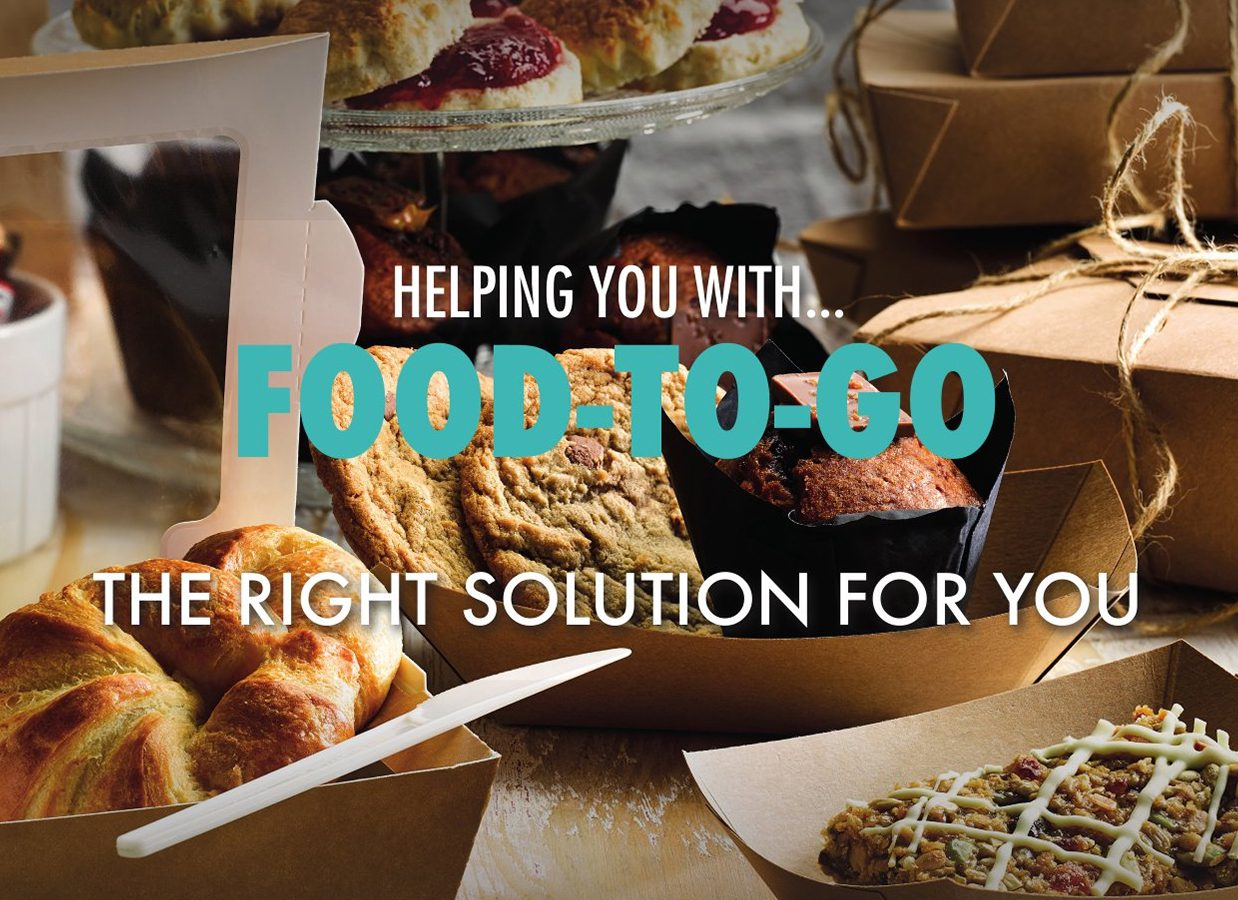 Helping you with… Food-To-Go