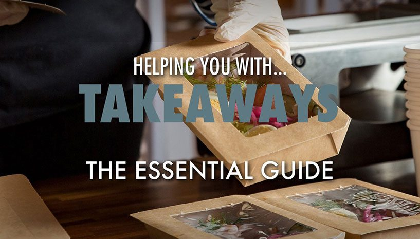 Helping you with... Takeaways