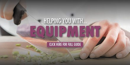 Helping you with equipment