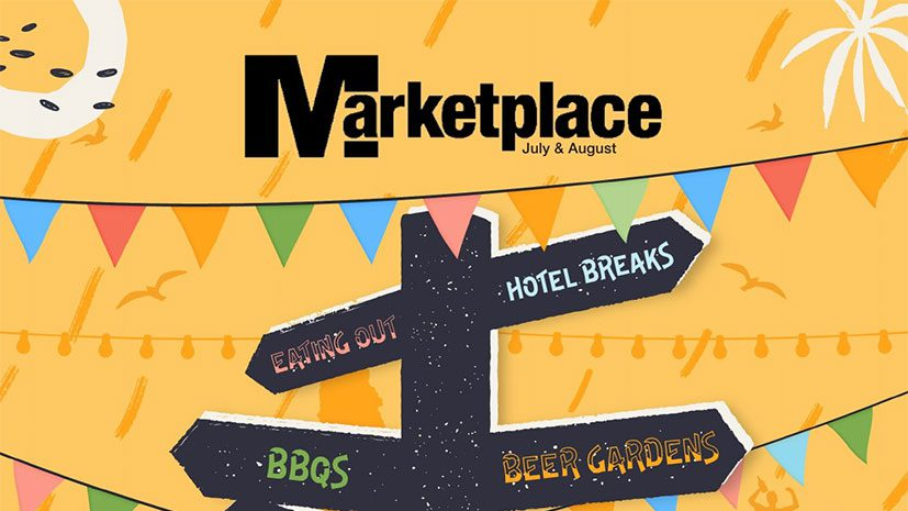 Marketplace July/August