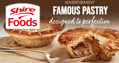 Shire Foods famous pastry